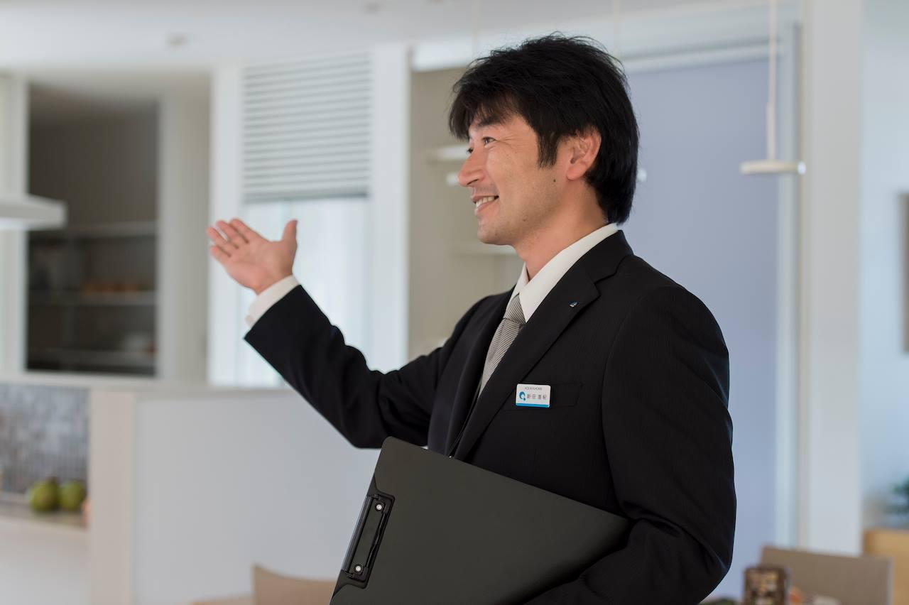 アキュラホームの社員紹介 営業〜新田 直紀〜
